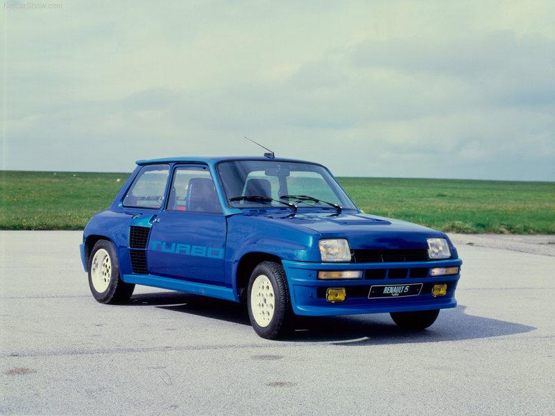 Renault 5Turbo