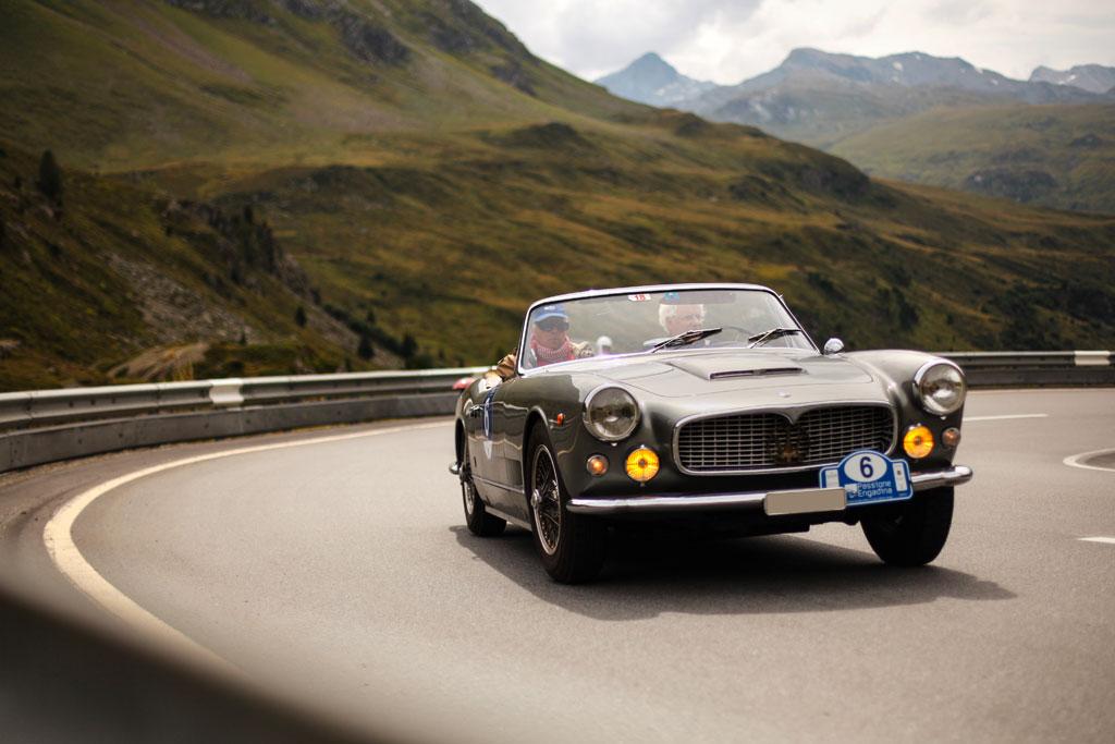 Maserati 3500 GT Vignale Spider 1961